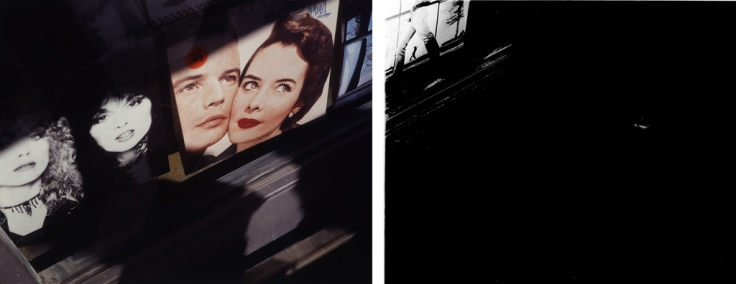 Bill Jones, The Human Condition (Double Portrait), 1979, diptych, color and silver print, 61 x 152 cm, 24 x 60 inches