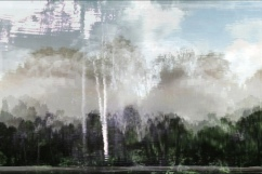 "Bill Jones, Electric Water 7, 2011, Iris Print, 30"" x 40""."
