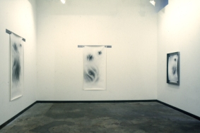 Bill Jones, Installation view, 1989, Amy Lipton Gallery, NY