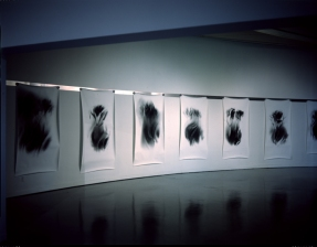 Bill Jones Installation view, The Khofler Centre, 1997, Toronto