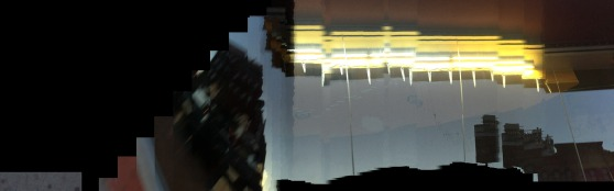 Bill Jones, Accident 8, digital print, 24 x 36 inches