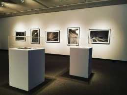Installation view, Waking Dream, Equivalents, Iris prints, series of 6, 35 x 48 inches each, detail.