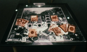 Casino Royale, Installation view A Space, Toronto, 1975